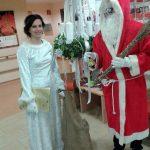 Der Nikolaus kommt ins AWO-Pflegeheim