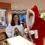 Auch dieses Jahr kommt der Nikolaus ins AWO-Pflegeheim