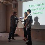 Förderverein stiftet Sozialpreis für die Gemeinschaftsschule Lonetal