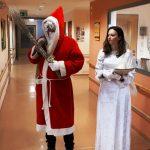 Der Nikolaus war im AWO Pflegeheim